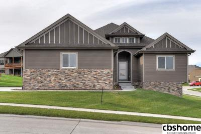 Papillion Single Family Home New: 9382 S 70th Circle