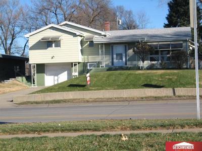 Omaha Single Family Home New: 3519 S 50 Street