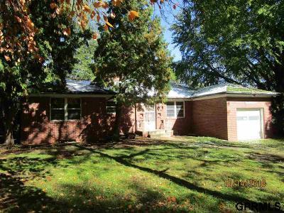 Single Family Home New: 7818 Poppleton Avenue