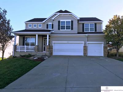 Papillion Single Family Home New: 2441 Sand Hills Drive