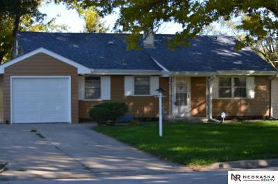 Omaha NE Single Family Home New: $145,000