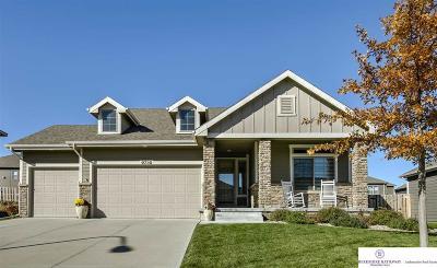 Bennington Single Family Home New: 8514 N 171 Street