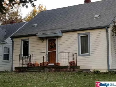 Sarpy County Single Family Home For Sale: 2533 Hancock Street