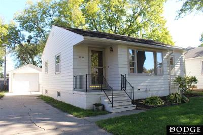 Single Family Home New: 1350 N Hancock Street