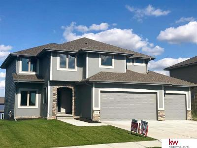 Bennington Single Family Home New: 7379 N 170th Street
