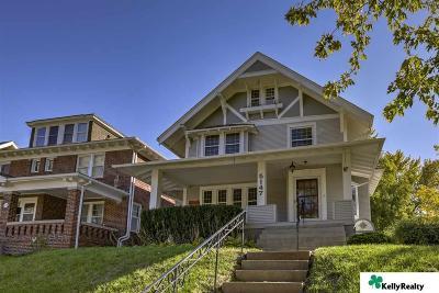Omaha Single Family Home For Sale: 5147 Davenport Street