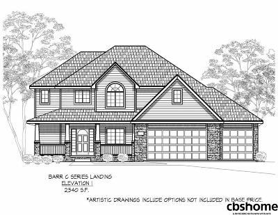 Omaha Single Family Home New: 18757 Sahler Street