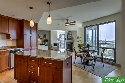 Omaha Condo/Townhouse New: 200 S 31st Avenue #4508