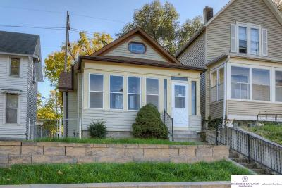 Omaha Single Family Home New: 2543 Rees Street