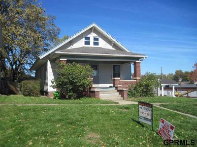 Saunders County Single Family Home For Sale: 320 W 5th Street