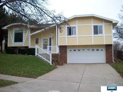 Omaha Single Family Home New: 1118 N 153 Street