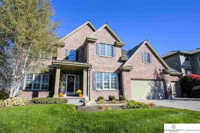 Omaha Single Family Home For Sale: 3115 N 158 Plaza Circle