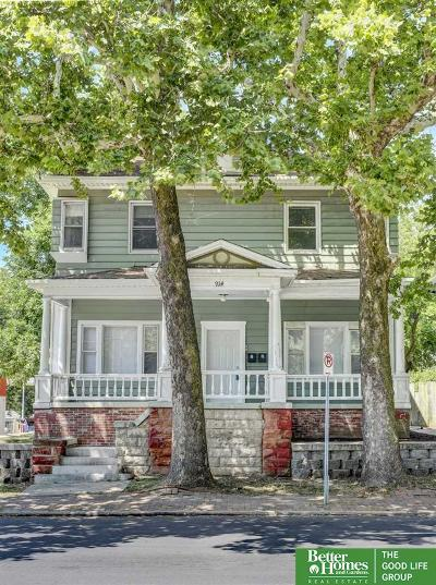 Omaha Multi Family Home For Sale: 914 N 40th Street