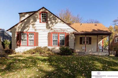 Omaha NE Single Family Home New: $130,000