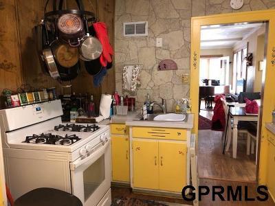 Omaha NE Single Family Home New: $170,000