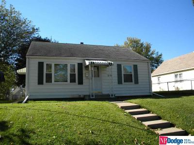 Omaha Single Family Home For Sale: 5818 S 17th Street