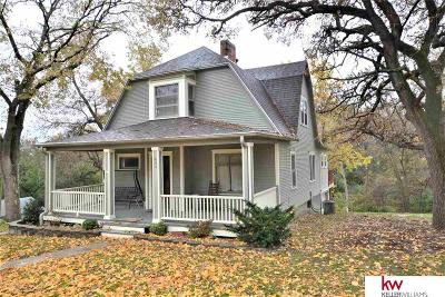 Plattsmouth Single Family Home For Sale: 624 N 6th Street