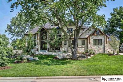 Bennington, Elkhorn, Gretna, Omaha, Ralston, Bellevue, La Vista, Papillion, Springfield, Blair, Fort Calhoun Single Family Home For Sale: 9414 Davenport Street