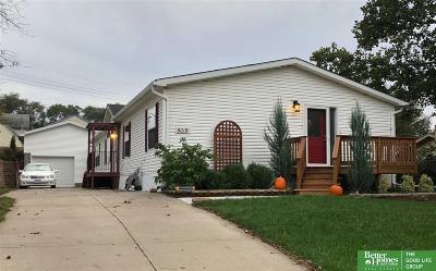 Single Family Home For Sale: 6019 N Street