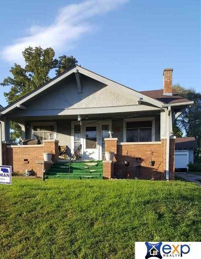 Omaha Single Family Home For Sale: 2866 Ida Street