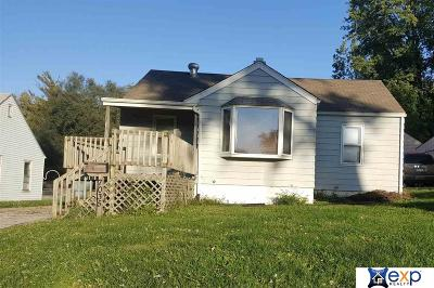Omaha Single Family Home For Sale: 7035 N 33 Street