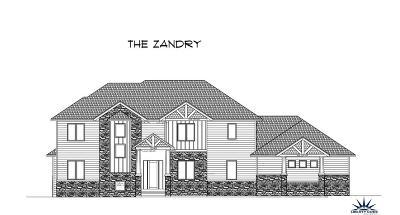 Bennington Single Family Home Model Home Not For Sale: 12926 N 184 Street