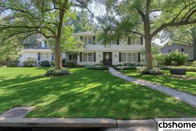 Omaha Single Family Home For Sale: 9959 Rockbrook Road