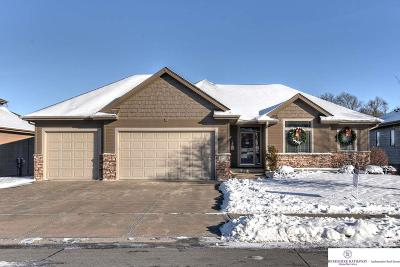 Omaha Single Family Home For Sale: 18076 Honeysuckle Drive