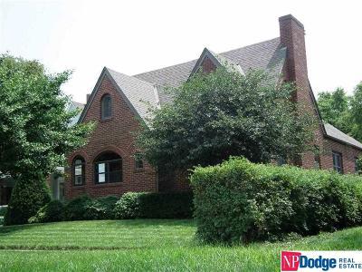 Blair Single Family Home For Sale: 1723 Grant Street