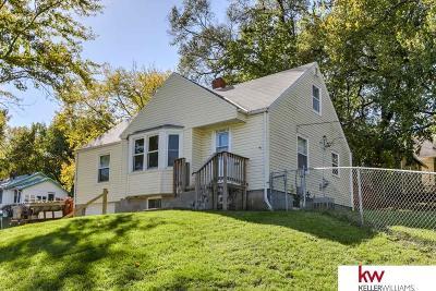 Omaha Single Family Home For Sale: 4702 N 47th Street