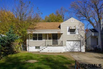 Omaha Single Family Home For Sale: 7080 Wirt Street