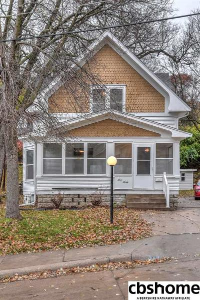 Council Bluffs Single Family Home For Sale: 330 Fuller Avenue