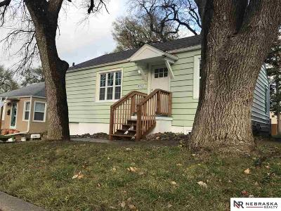 Omaha Single Family Home For Sale: 2713 S 60th Street