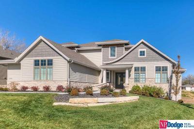 Omaha Single Family Home For Sale: 21118 Cedar Street
