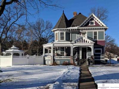 Blair Single Family Home For Sale: 315 S 20 Street