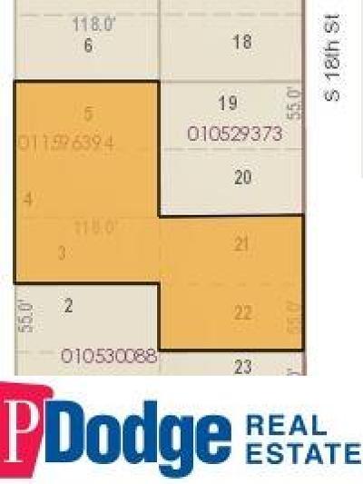 Bellevue Residential Lots & Land For Sale: Tbd 18th & Sidney Street