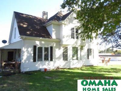 Fort Calhoun Single Family Home For Sale: 506 N 14th Street