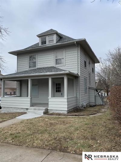 Benson Single Family Home For Sale: 6316 Maple Street