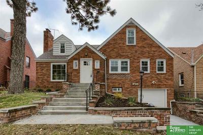 Omaha Single Family Home For Sale: 4506 Shirley Street