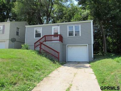 Omaha Single Family Home New: 3940 N 38 Street