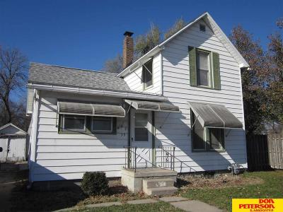 Single Family Home For Sale: 59 S Bell Street