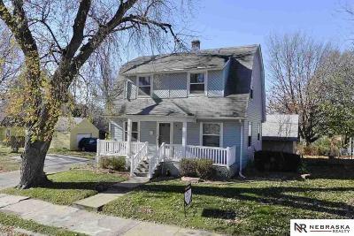 Omaha Single Family Home For Sale: 914 N 41st Street