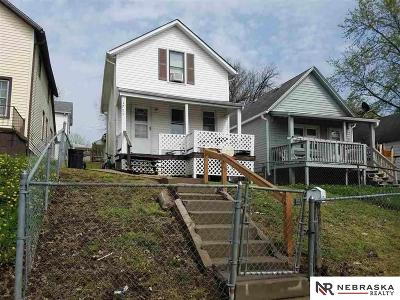 Omaha Single Family Home For Sale: 1705 S 18th Street