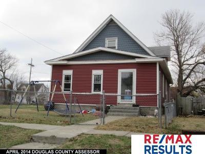 Omaha Single Family Home New: 2415 Hartman Avenue