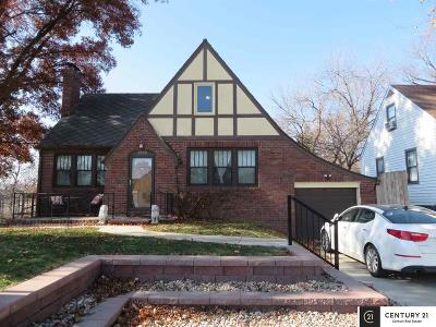 Omaha Single Family Home New: 2528 S 48th Street