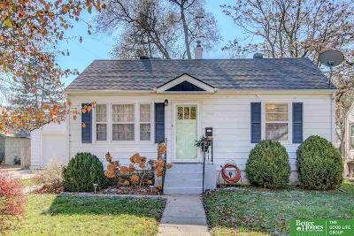 Omaha Single Family Home New: 3413 Frederick Street