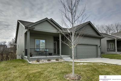 Omaha Single Family Home New: 8150 S 190 Street