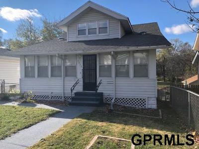 Omaha Single Family Home New: 3076 S 34 Street