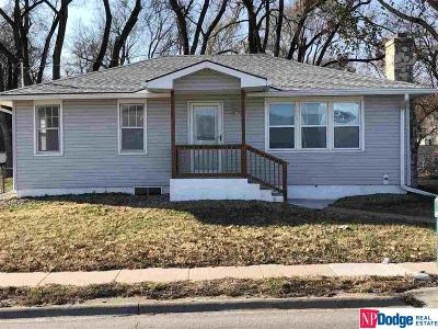 Omaha NE Single Family Home New: $239,000