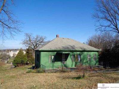 Plattsmouth Single Family Home New: 1224 Avenue A